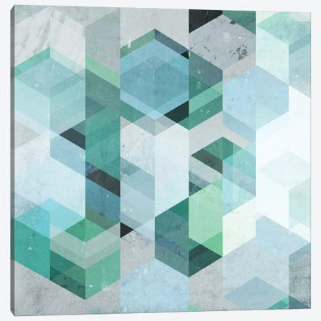 Nordic Combination XXII.X Canvas Print #BOH75} by Mareike Böhmer Art Print