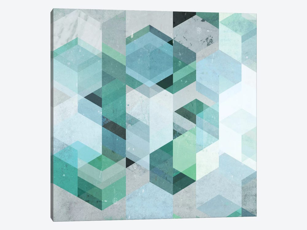 Nordic Combination XXII.X by Mareike Böhmer 1-piece Canvas Wall Art
