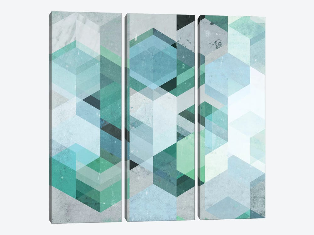 Nordic Combination XXII.X 3-piece Canvas Artwork