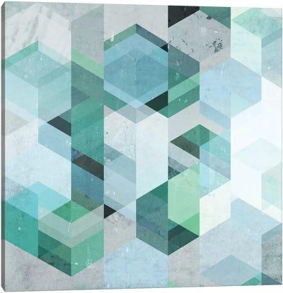 Nordic Combination XXII.X Canvas Art Print