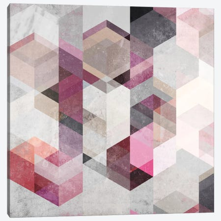 Nordic Combination XXII.Y Canvas Print #BOH76} by Mareike Böhmer Art Print