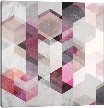 Nordic Combination XXII.Y Canvas Art Print