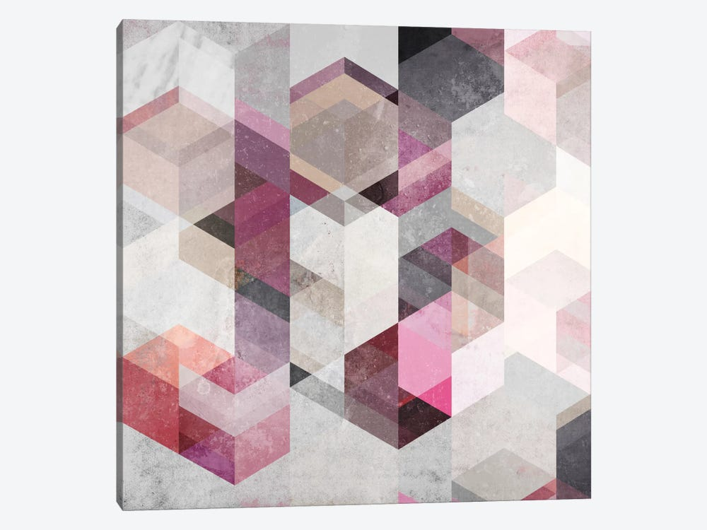 Nordic Combination XXII.Y by Mareike Böhmer 1-piece Canvas Art Print