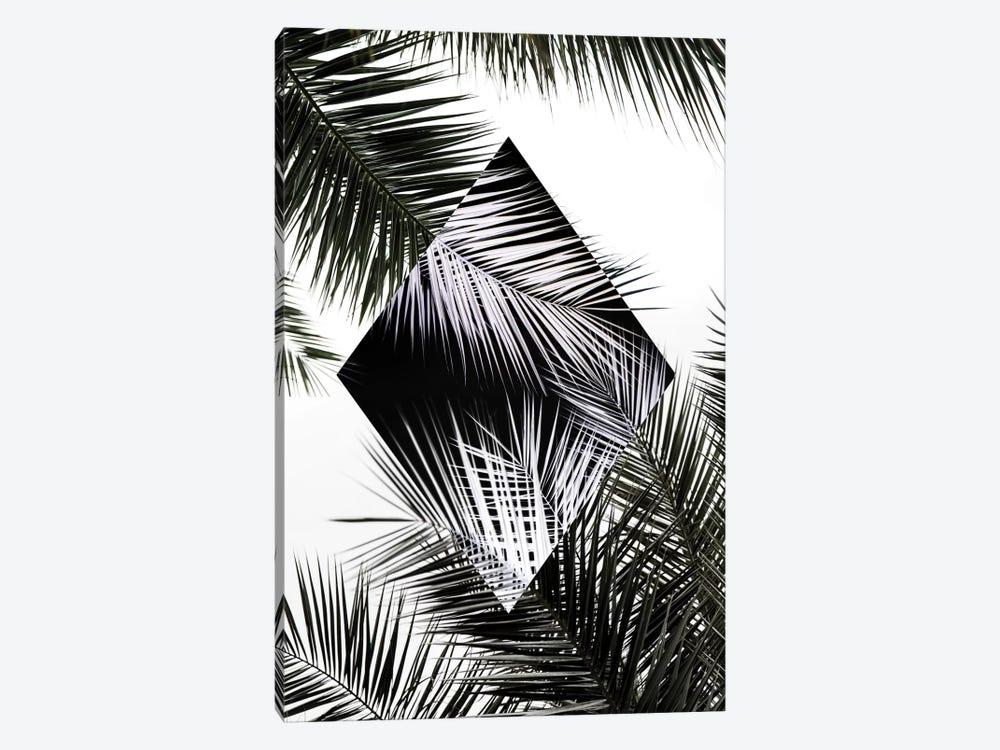 Palm Leaves II by Mareike Böhmer 1-piece Art Print