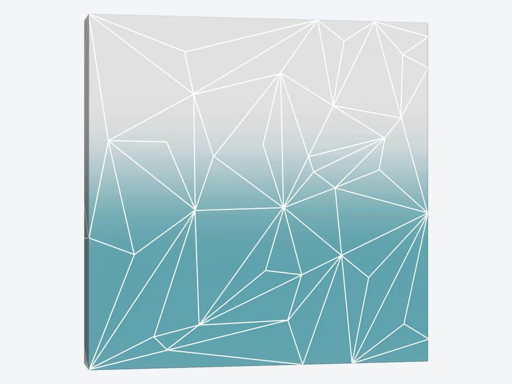 Simplicity II by Mareike Böhmer 1-piece Canvas Art Print