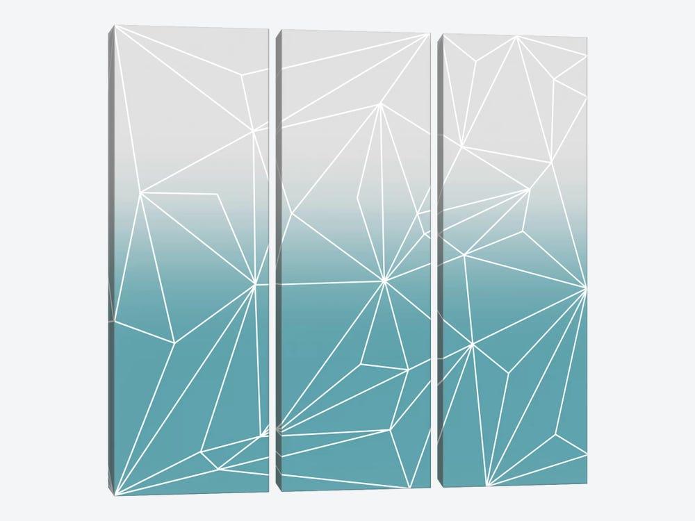 Simplicity II by Mareike Böhmer 3-piece Art Print