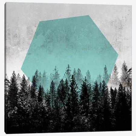 Woods III Canvas Print #BOH94} by Mareike Böhmer Canvas Art Print
