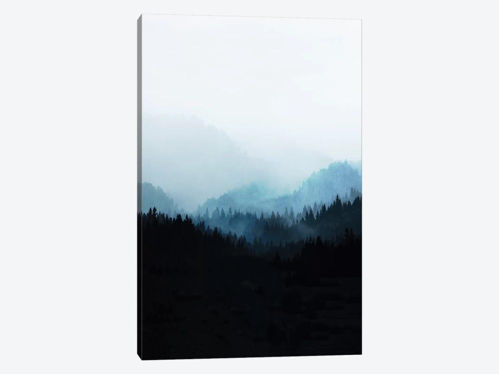 Woods V.Y by Mareike Böhmer 1-piece Canvas Art