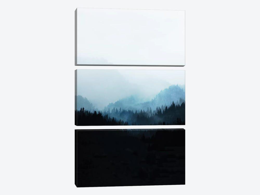 Woods V.Y by Mareike Böhmer 3-piece Canvas Art
