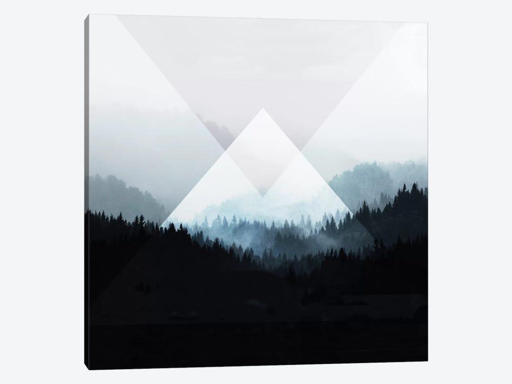 Woods V.Z by Mareike Böhmer 1-piece Canvas Art Print