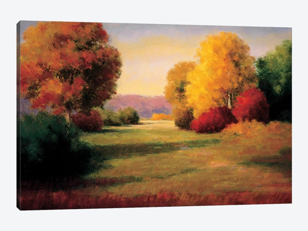 The Morning Light I by Melissa Bolton 1-piece Canvas Artwork