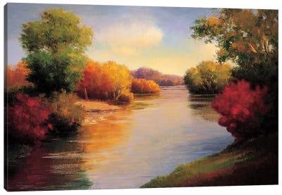 The Morning Light II Canvas Art Print