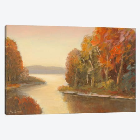 Enchanted Moment VI Canvas Print #BON10} by Bonnec Brothers Canvas Art