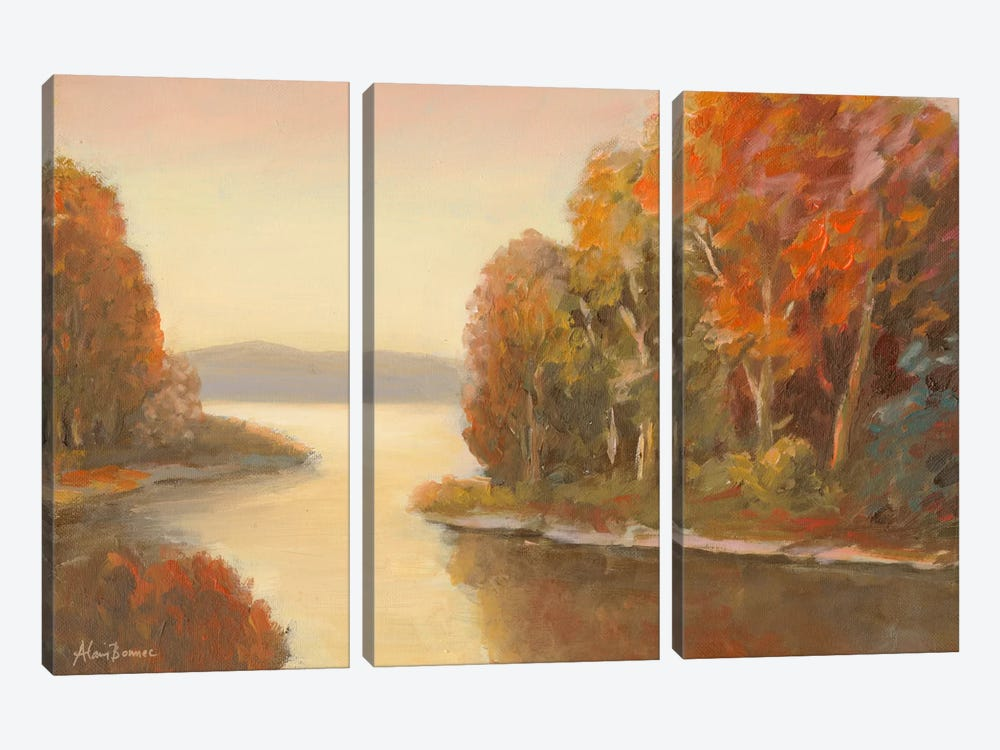 Enchanted Moment VI by Bonnec Brothers 3-piece Art Print