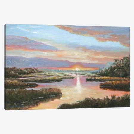 Enchanted Moment III Canvas Print #BON7} by Bonnec Brothers Canvas Artwork