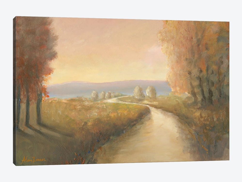 Enchanted Moment IV by Bonnec Brothers 1-piece Canvas Art Print