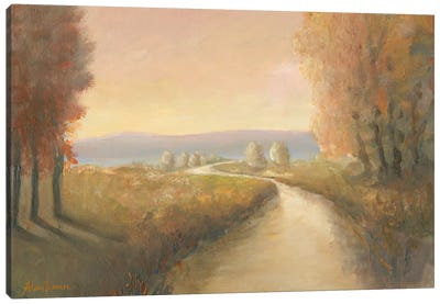 Enchanted Moment IV Canvas Art Print