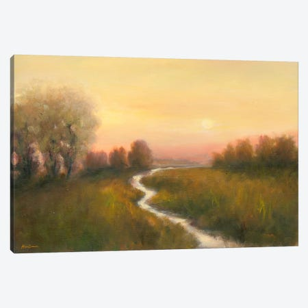 Enchanted Moment V Canvas Print #BON9} by Bonnec Brothers Canvas Art Print
