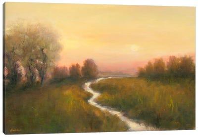 Enchanted Moment V Canvas Art Print