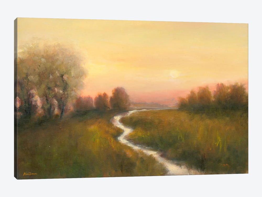 Enchanted Moment V by Bonnec Brothers 1-piece Canvas Artwork