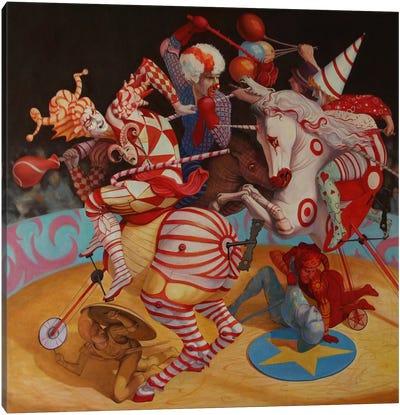 Cirque du Soleil Canvas Art Print