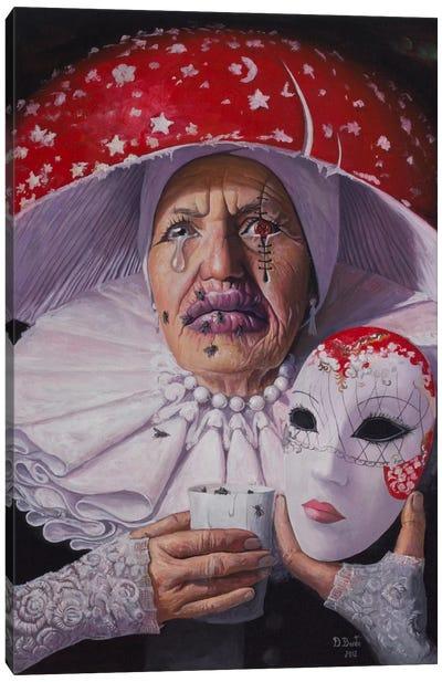 I Need No Name, No Mask Now Canvas Print #BOR22