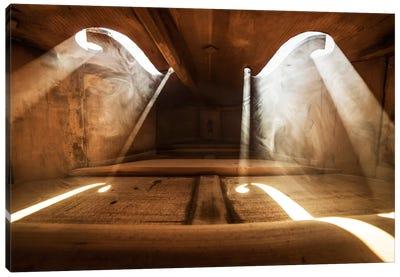 Inside Violin I Canvas Art Print