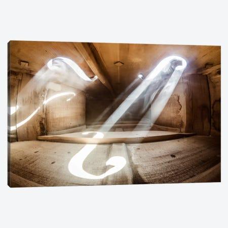 Inside Violin III 3-Piece Canvas #BOR27} by Adrian Borda Canvas Artwork