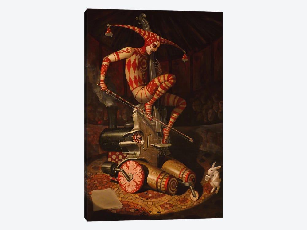 Agaric Flying Dutchman by Adrian Borda 1-piece Canvas Wall Art