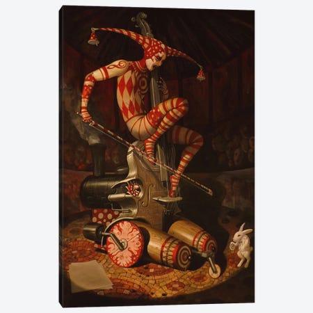 Agaric Flying Dutchman Canvas Print #BOR3} by Adrian Borda Canvas Art