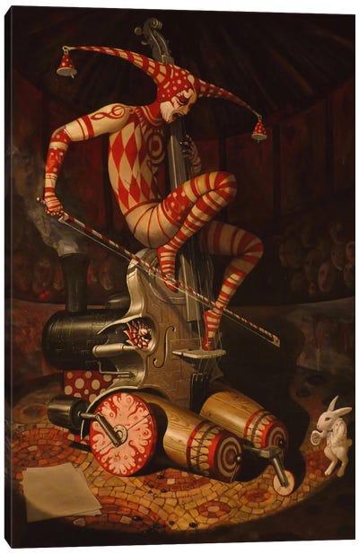 Agaric Flying Dutchman Canvas Art Print