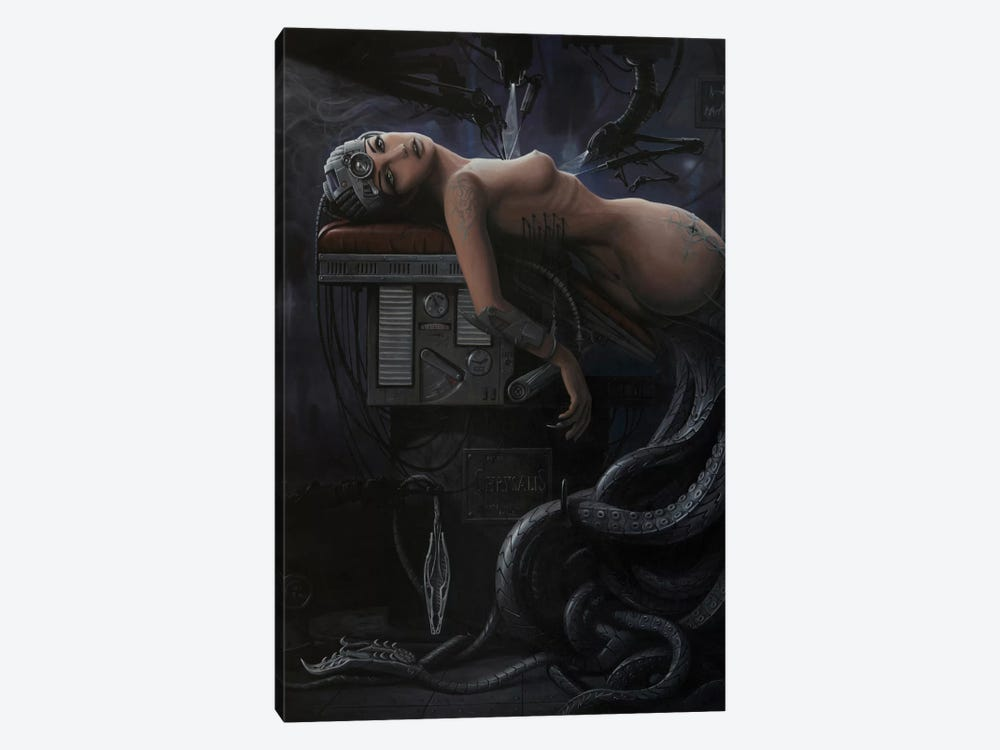 Rebirth Of A Myth by Adrian Borda 1-piece Canvas Print