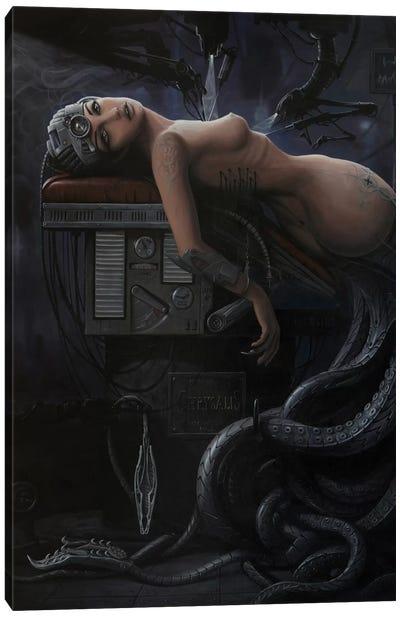 Rebirth Of A Myth Canvas Art Print