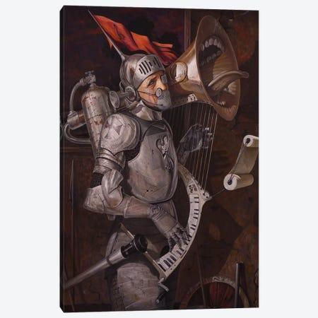 Requiem For Peace Canvas Print #BOR46} by Adrian Borda Canvas Art