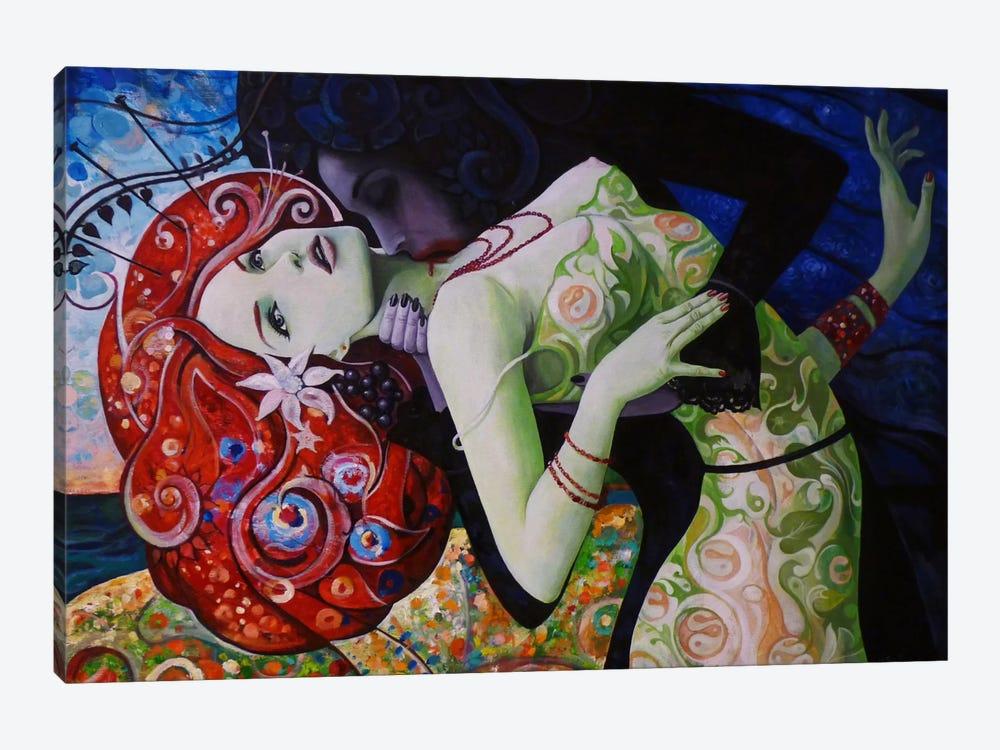 Summer Wine by Adrian Borda 1-piece Canvas Artwork