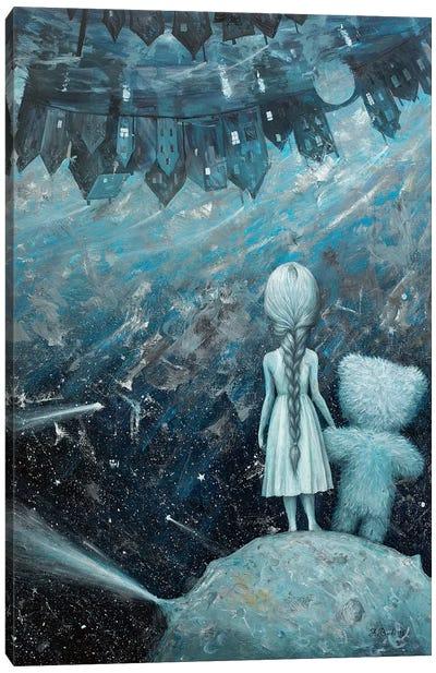 The Little Princess Canvas Art Print