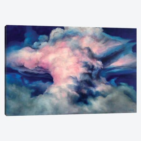 Cloud Nine 3-Piece Canvas #BOT11} by Sandra Bottinelli Canvas Art
