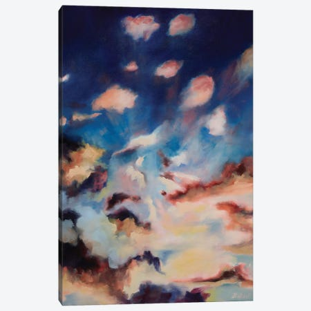 Colored Skies I Canvas Print #BOT12} by Sandra Bottinelli Canvas Artwork