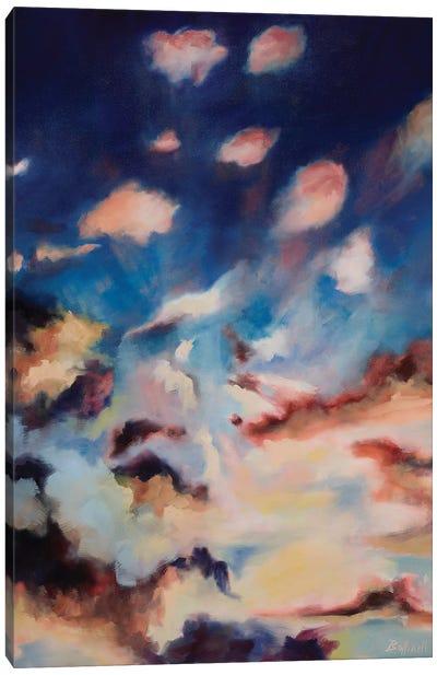 Colored Skies I Canvas Art Print