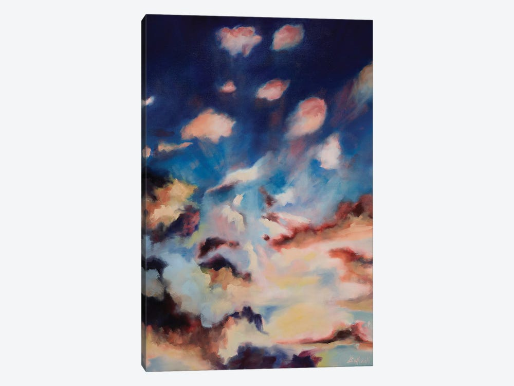 Colored Skies I by Sandra Bottinelli 1-piece Canvas Wall Art