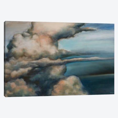 Cumulonnimbus 3-Piece Canvas #BOT18} by Sandra Bottinelli Canvas Wall Art