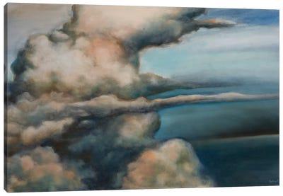 Cumulonnimbus Canvas Art Print