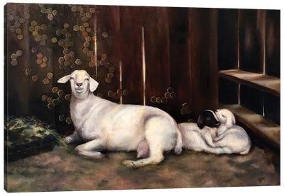 Mother Canvas Art Print