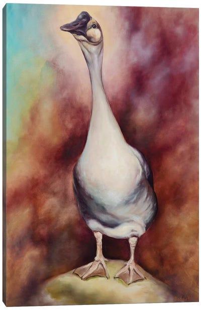 Mother Goose Canvas Art Print