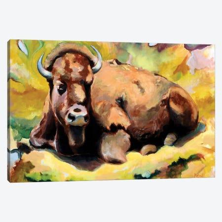 Strength Canvas Print #BOT40} by Sandra Bottinelli Art Print