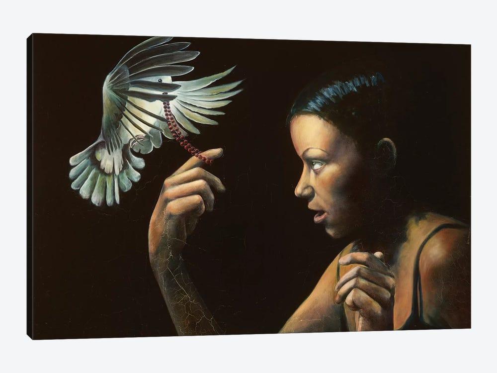 The Gift by Sandra Bottinelli 1-piece Art Print