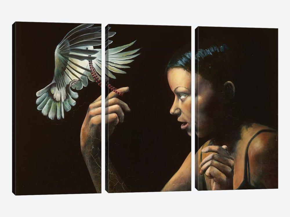 The Gift by Sandra Bottinelli 3-piece Art Print