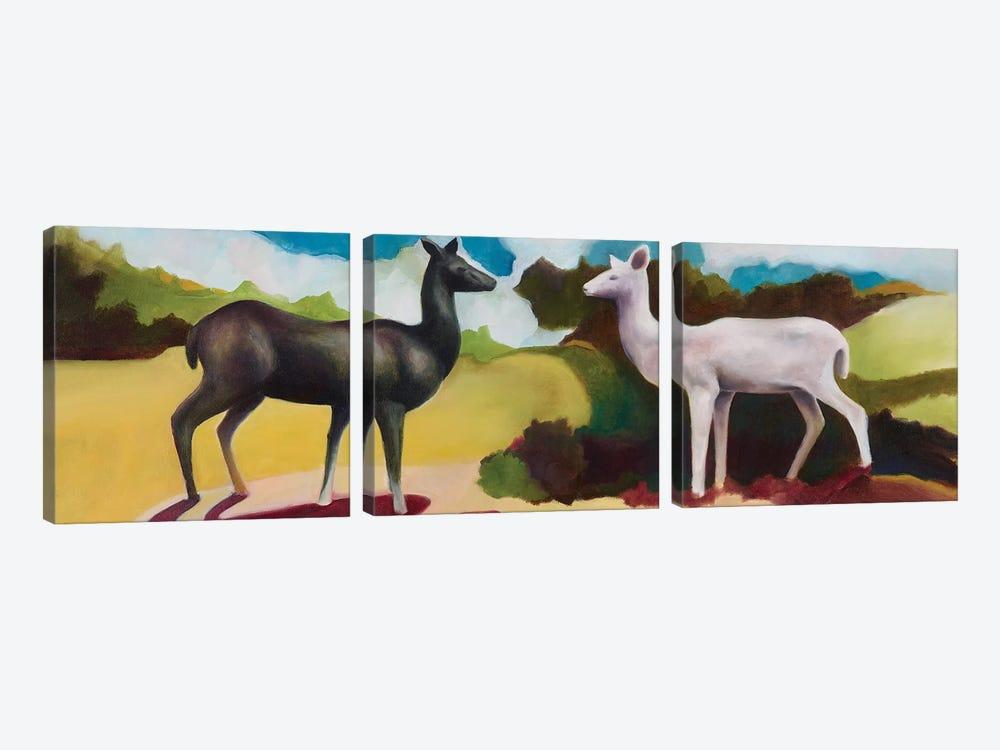 The Union by Sandra Bottinelli 3-piece Canvas Wall Art