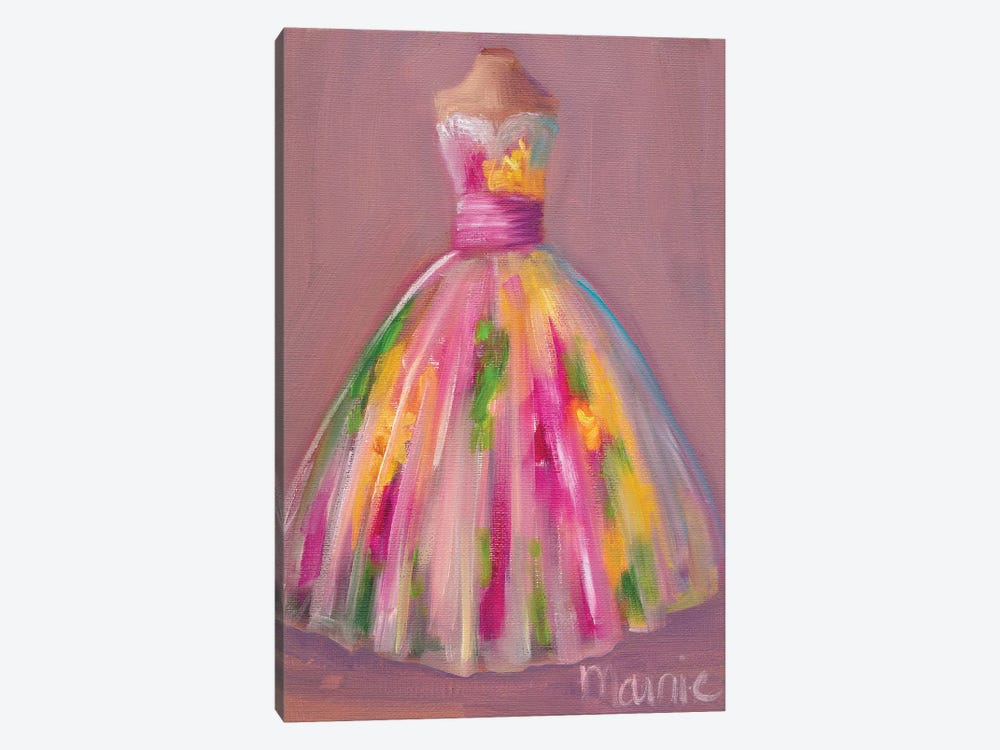Waiting To Be Worn IV by Marnie Bourque 1-piece Canvas Artwork