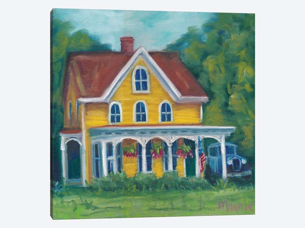 Canterbury Home by Marnie Bourque 1-piece Canvas Art
